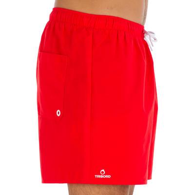 Hendaia Short Boardshorts - NT Red