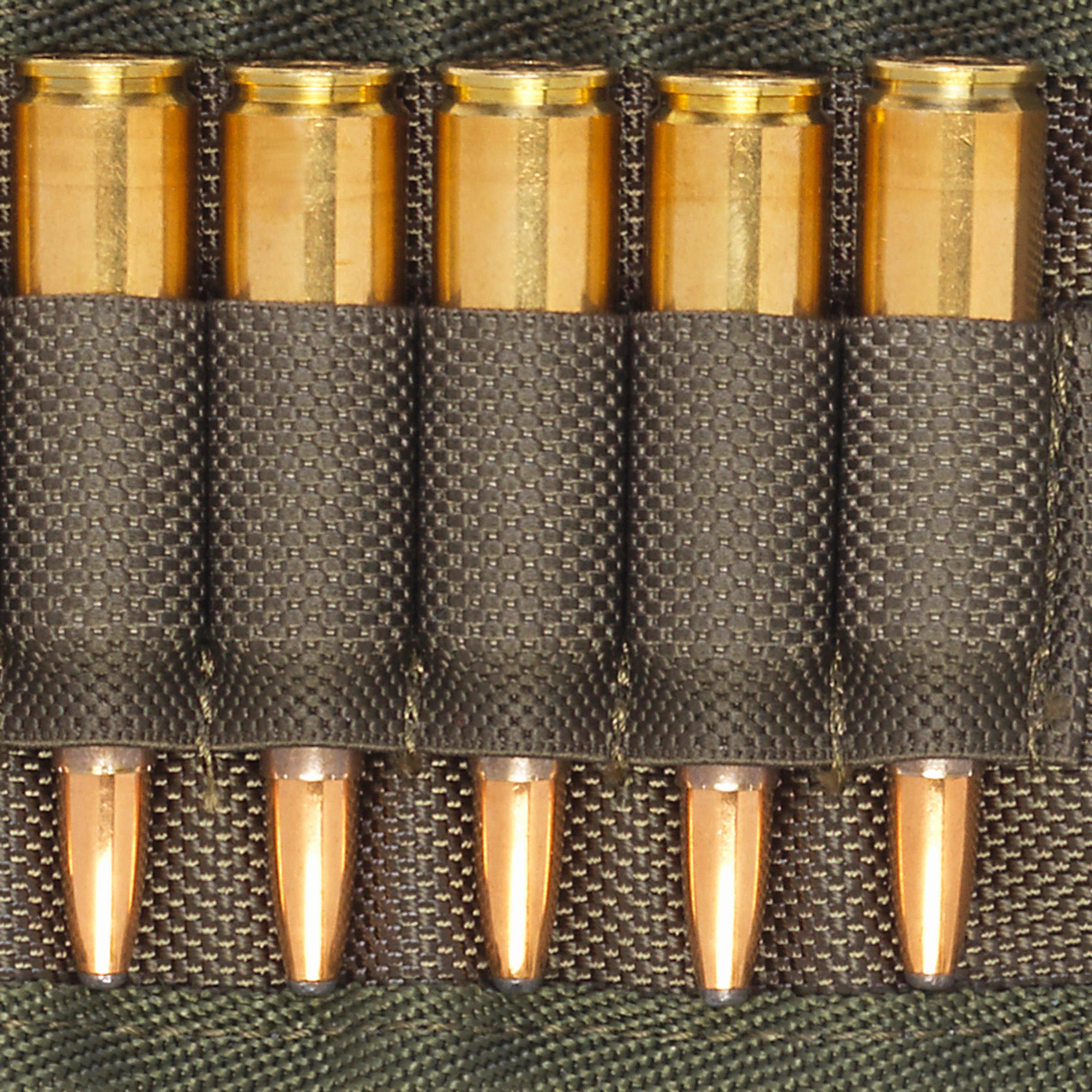 100 20 bullet hunting rifle bullet belt