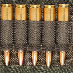 Patroongordel voor 20 kogels voor de jacht 100