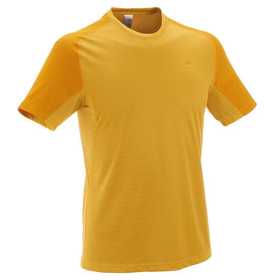 Wandel T-shirt met korte mouwen voor heren Tech Fresh 100 - 433073