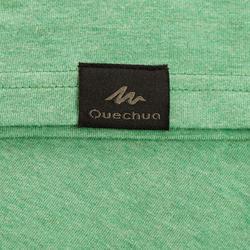 Wandel T-shirt met korte mouwen voor heren Techtil 100 gemêleerd - 433173