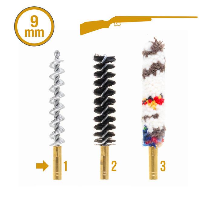 Kit de brosses de rechange pour armes de petits calibres
