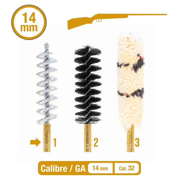 Reinigingsset klein kaliber 4,5 mm - 43401