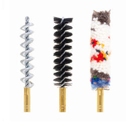Small calibre brushes