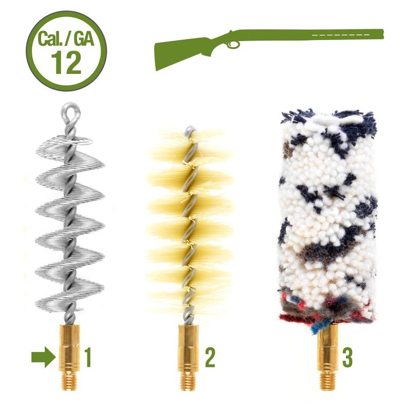 Smooth Bore Cleaning Brushes