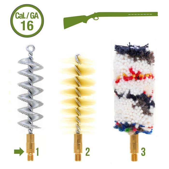 Kit de nettoyage fusil - 43424