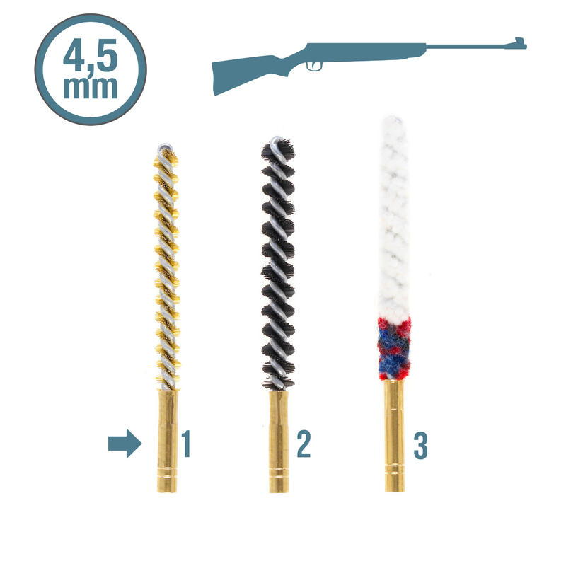Small Bore Cleaning Kit, 4.5mm