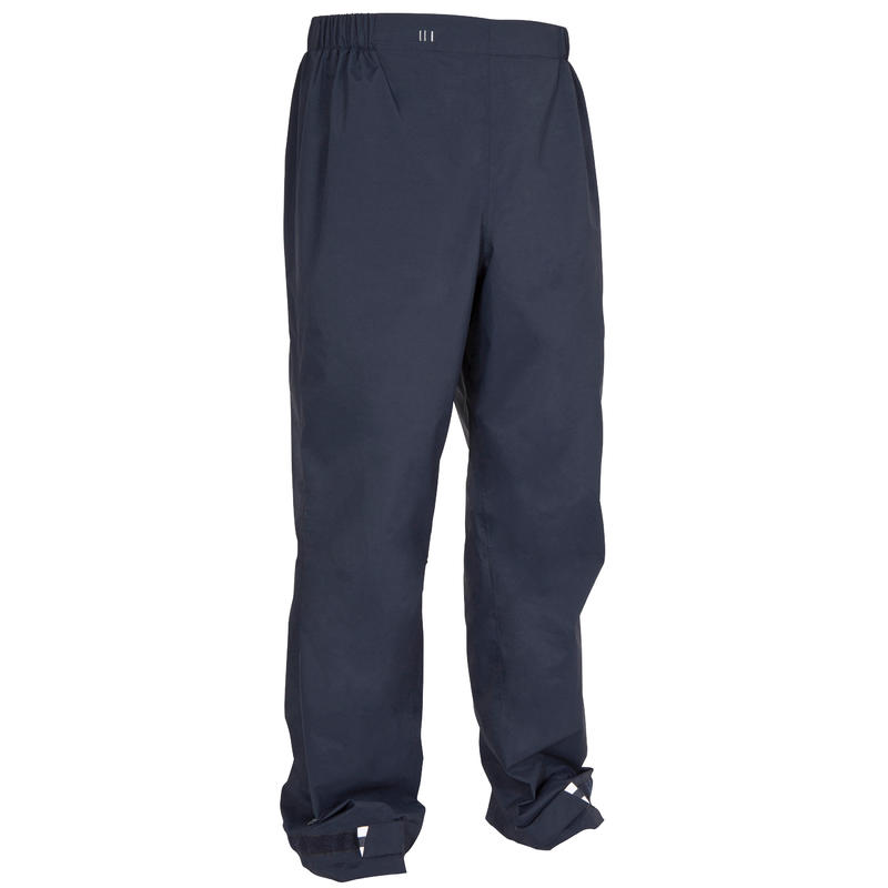 100 Men's Sailing Overtrousers - Blue