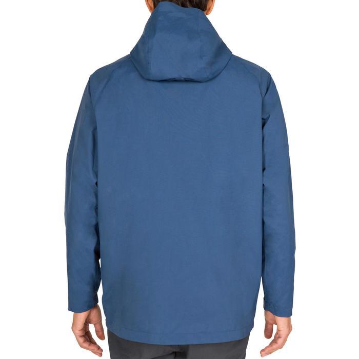 Impermeable barco Essential hombre azul