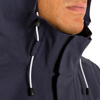Men's Sailing Oilskin 500 - Dark Blue