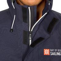 Men's Sailing Oilskin 500 - Dark Blue