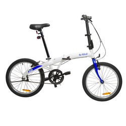 VOUWFIETS BFOLD 300 wit
