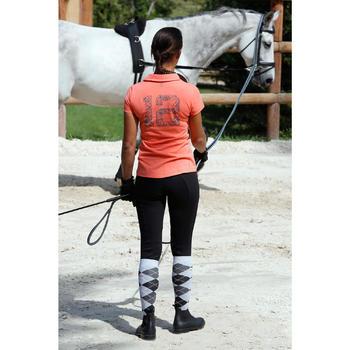 Surfaix de travail équitation cheval et poney noir - 437824