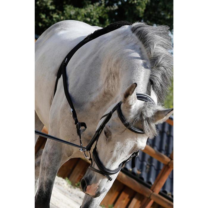 Surfaix de travail équitation cheval et poney noir - 437825