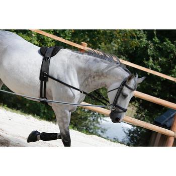 Surfaix de travail équitation cheval et poney noir - 437827