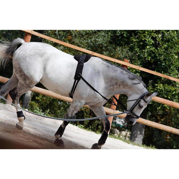 Surfaix de travail équitation cheval et poney noir - 437828