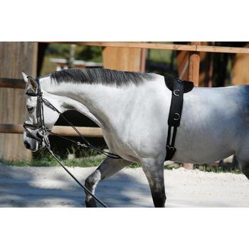 Surfaix de travail équitation cheval et poney noir - 437829