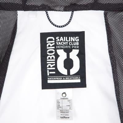 100 Women's Sailing Oilskin - White