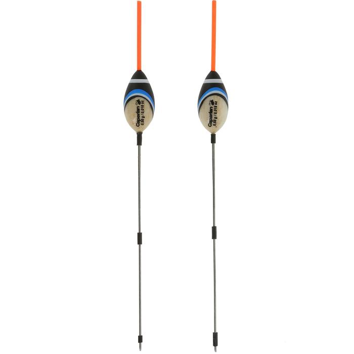 Flotteur pêche au coup RIVERTHIN 0.5g X2