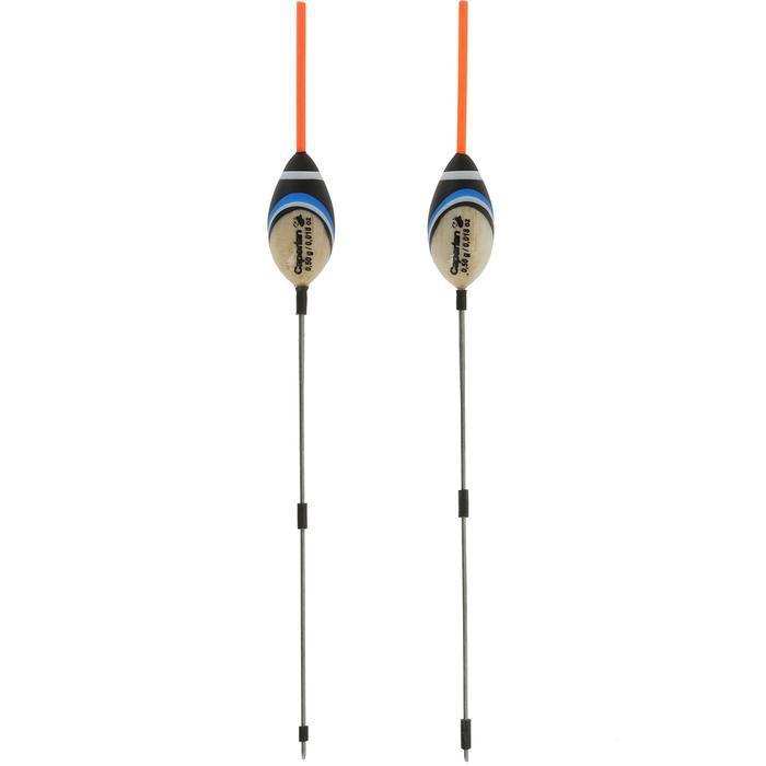 Flotteur pêche au coup RIVERTHIN 1.5g X2 - 438233