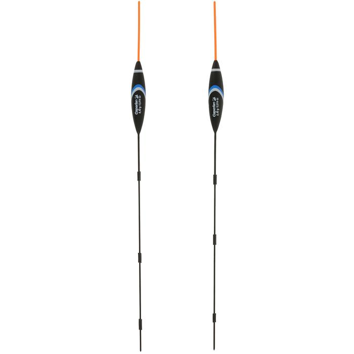 Flotteur pêche au coup LAKETHIN 0.4G X2