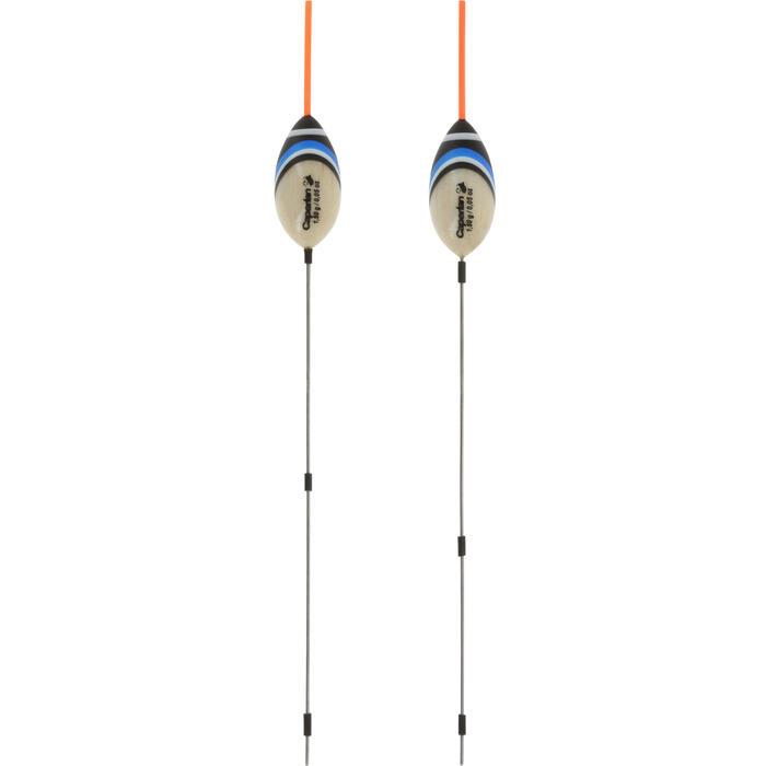dobber statisch vissen riverthin 1,5 g x 2