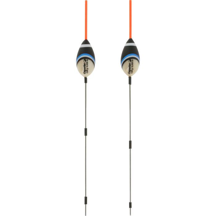 Flotteur pêche au coup RIVERTHIN 0,8G X2