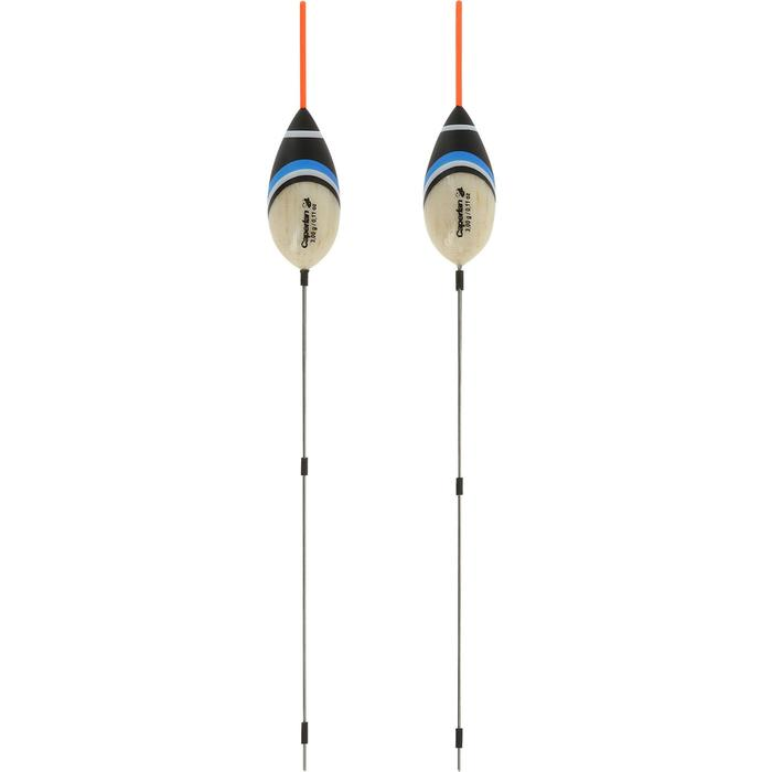 Flotteur pêche au coup RIVERTHIN 3G X2