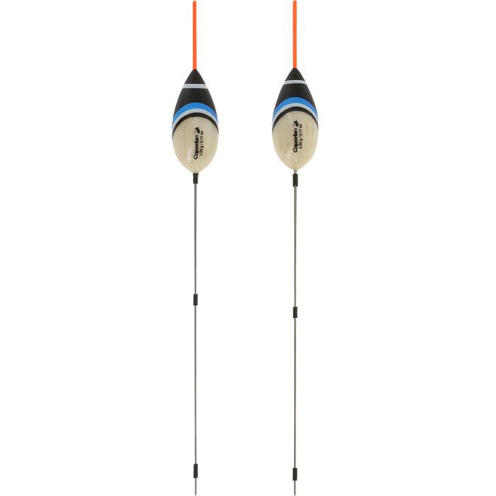 dobber statisch vissen riverthin 1,5 g x 2 - 438720
