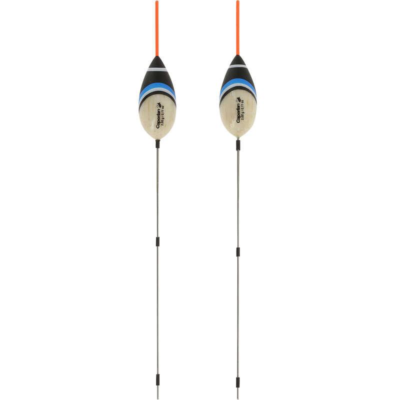 FENEKEZ# ÚSZÓK, ZSINÓRTARTÓK Horgászsport - RIVERTHIN úszó, 3G X2 CAPERLAN - Finomszerelékes horgászat