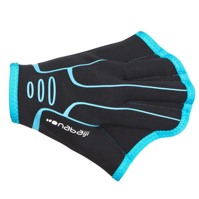 Aquahandschuhe blau