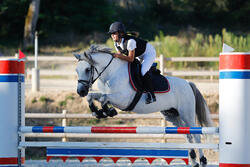 Zadeldek Grippy ruitersport - paard - 438849