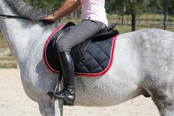 Zadeldek Grippy ruitersport - paard - 438854