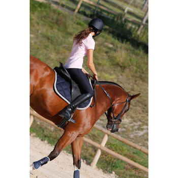 Tapis de selle équitation cheval GRIPPY - 438860
