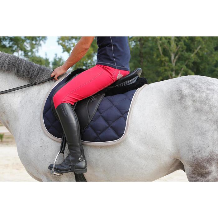 Tapis de selle équitation cheval GRIPPY - 438864
