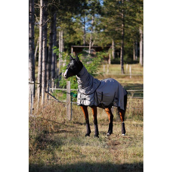Chemise antimouche équitation chevaux et poneys beige - 438883