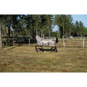 Chemise antimouche équitation chevaux et poneys beige - 438887