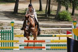 Hoofdstel + teugels Tinckle ruitersport bruin - pony en paard - 438955