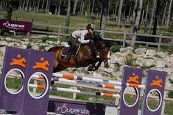 Hoofdstel + teugels Tinckle ruitersport bruin - pony en paard - 438960