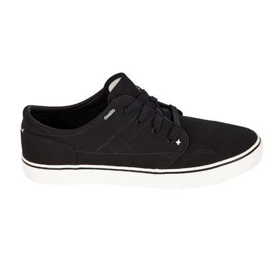 Tenis bajos skateboard - longboard VULCA LONA L negro