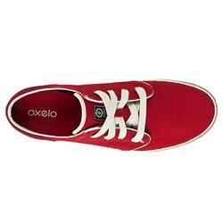 lage schoenen skateboarden/longboarden volwassenen Vulca Canvas L petroleum - 439105