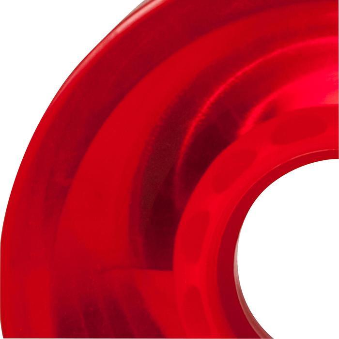 2 Wheels for the Yamba Cruiser - Red