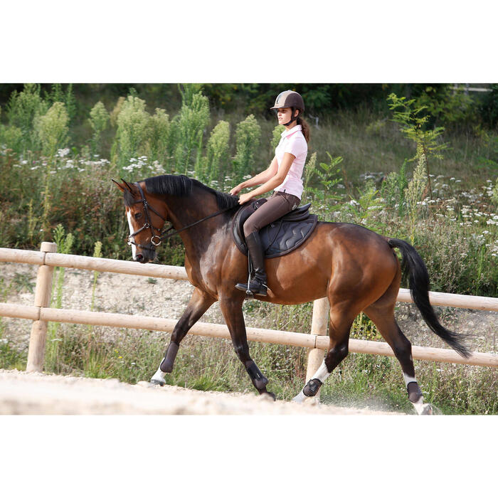 Tapis de selle équitation cheval TINCKLE - 439220