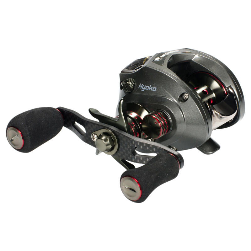 Hyoko LH Lure Fishing Casting Reel
