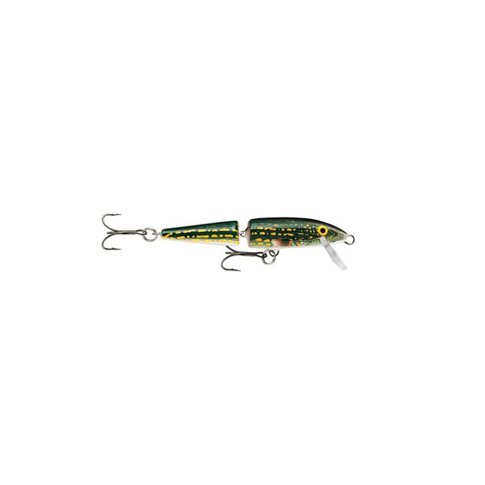 Wobbler Jointed Floating Pike 110 PK