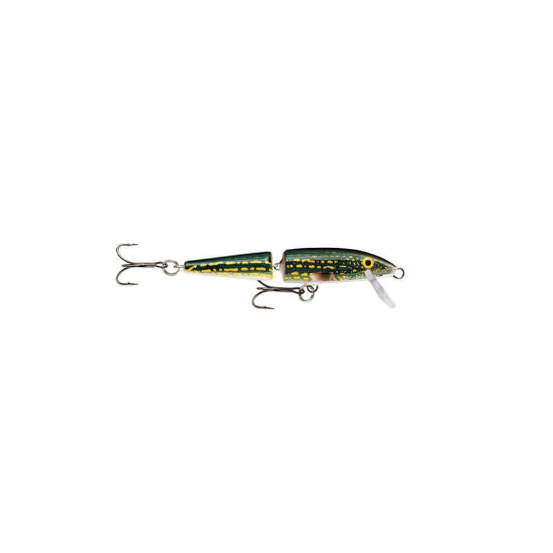 AMOSTRAS FLEXÍVEIS TODOS OS PREDADORES PESCA - AMOSTRA JOINTED FLOATING 110 RAPALA FRANCE - All Catalog