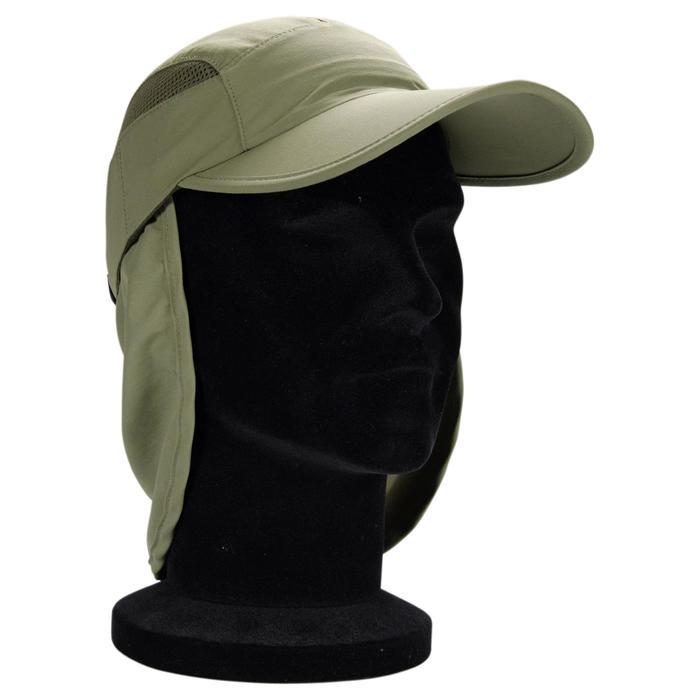 Schirmmütze 500 khakibraun Caperlan