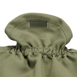 Schirmmütze Angeln 500 khaki/braun
