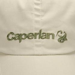 CAPERLAN Fishing cap 100 khaki