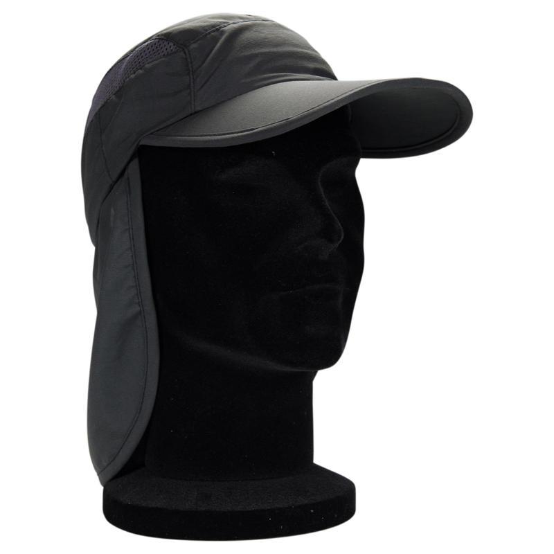 la mejor moda salida online Tienda Textil del pescador - Gorra plegable de pesca 500 gris carbono CAPERLAN